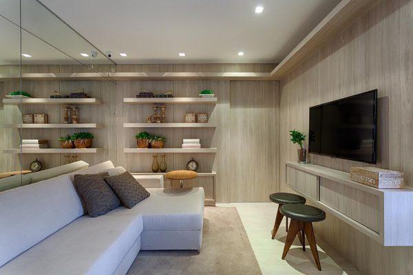 Apartamento Decorado Castelo