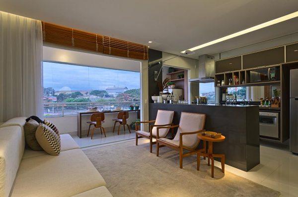 Apartamento Decorado Contagem