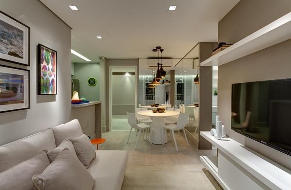 Apartamento Decorado São Paulo 02 quartos